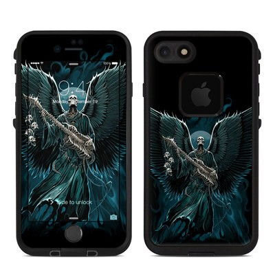 Lifeproof iPhone 7 Fre Case Skin - Reaper's Tune