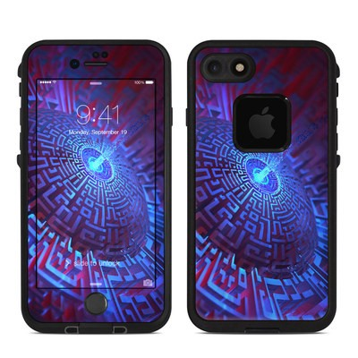 Lifeproof iPhone 7 Fre Case Skin - Receptor