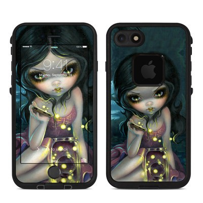Lifeproof iPhone 7-8 Fre Case Skin - Releasing Fireflies