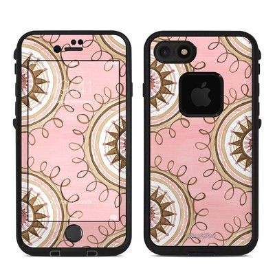 Lifeproof iPhone 7 Fre Case Skin - Retro Glam