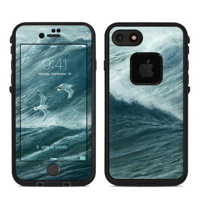 Lifeproof iPhone 7 Fre Case Skin - Riding the Wind