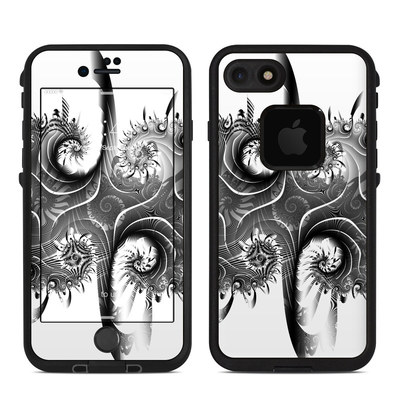 Lifeproof iPhone 7 Fre Case Skin - Rorschach