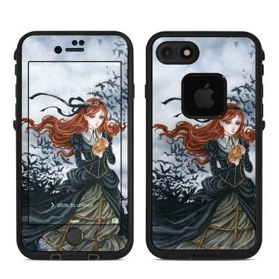 Lifeproof iPhone 7 Fre Case Skin - Raven's Treasure