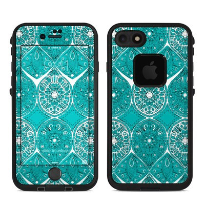 Lifeproof iPhone 7 Fre Case Skin - Saffreya