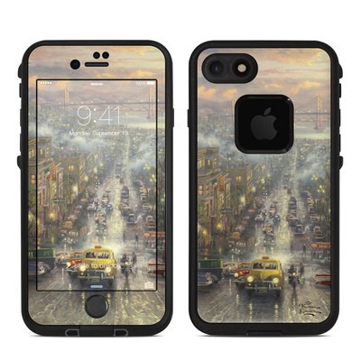 Lifeproof iPhone 7 Fre Case Skin - Heart of San Francisco