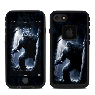 Lifeproof iPhone 7 Fre Case Skin - Sasquatch