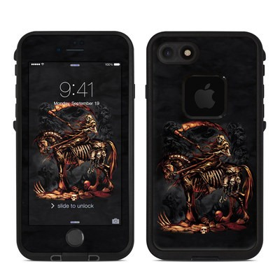 Lifeproof iPhone 7 Fre Case Skin - Scythe
