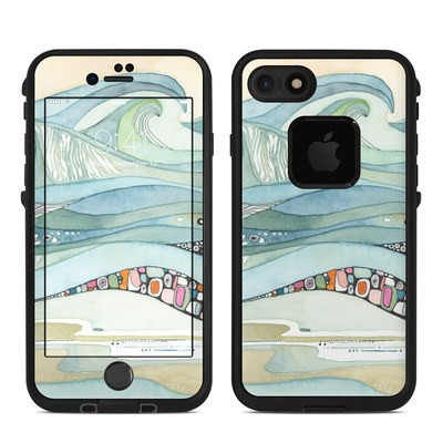 Lifeproof iPhone 7 Fre Case Skin - Sea of Love