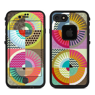 Lifeproof iPhone 7 Fre Case Skin - Seaview Beauty