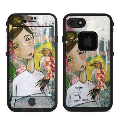 Lifeproof iPhone 7 Fre Case Skin - Seeker of Hope