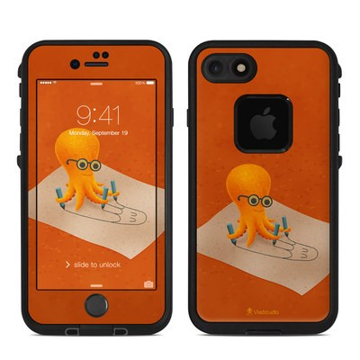 Lifeproof iPhone 7-8 Fre Case Skin - Selfie