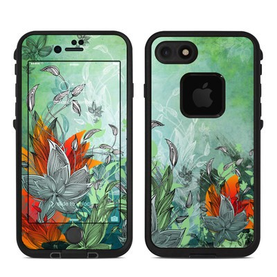 Lifeproof iPhone 7 Fre Case Skin - Sea Flora