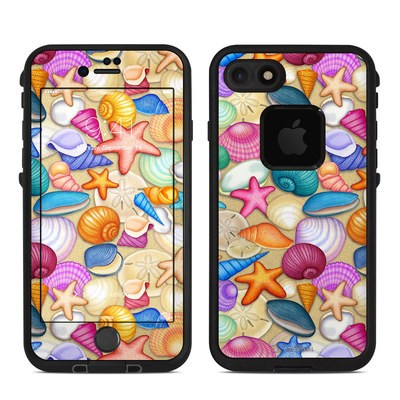 Lifeproof iPhone 7 Fre Case Skin - Shells
