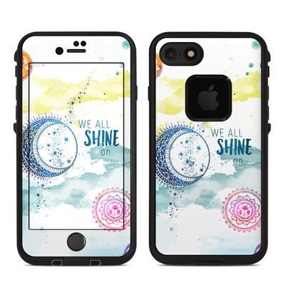 Lifeproof iPhone 7 Fre Case Skin - Shine On