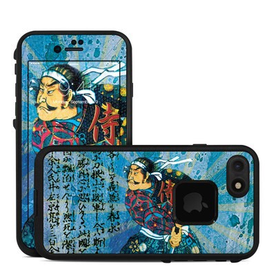 Lifeproof iPhone 7 Fre Case Skin - Samurai Honor