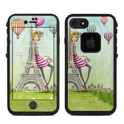 Lifeproof iPhone 7 Fre Case Skin - The Sights Paris