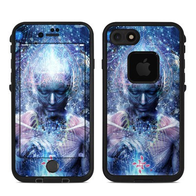 Lifeproof iPhone 7-8 Fre Case Skin - Silence Seeker