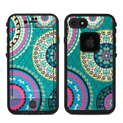 Lifeproof iPhone 7 Fre Case Skin - Silk Road