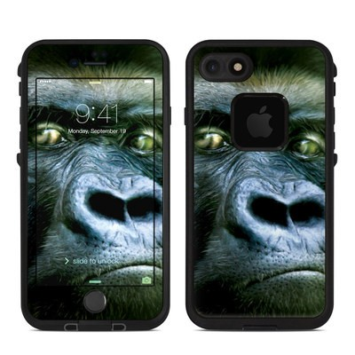 Lifeproof iPhone 7 Fre Case Skin - Silverback