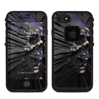 Lifeproof iPhone 7 Fre Case Skin - Skull Breach