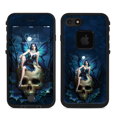 Lifeproof iPhone 7 Fre Case Skin - Skull Fairy