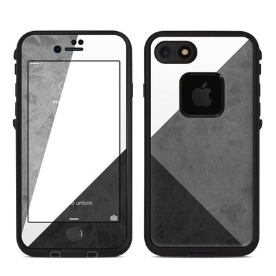 Lifeproof iPhone 7 Fre Case Skin - Slate