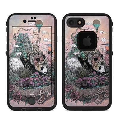 Lifeproof iPhone 7 Fre Case Skin - Sleeping Giant