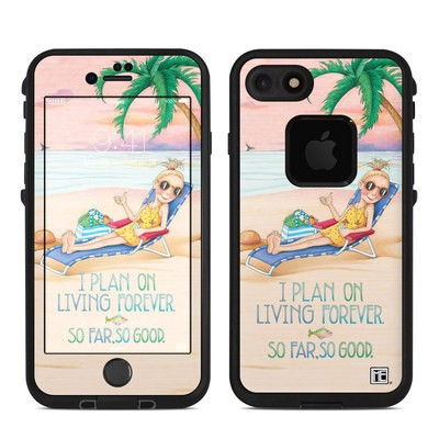 Lifeproof iPhone 7-8 Fre Case Skin - So Far So Good