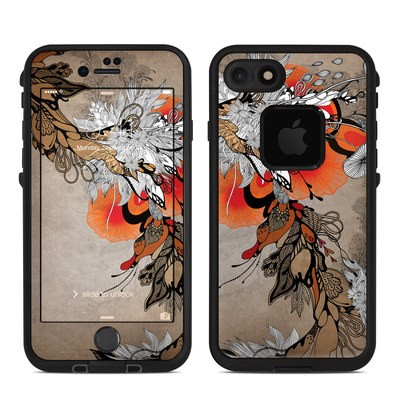 Lifeproof iPhone 7 Fre Case Skin - Sonnet