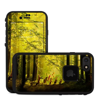 Lifeproof iPhone 7 Fre Case Skin - Secret Parade