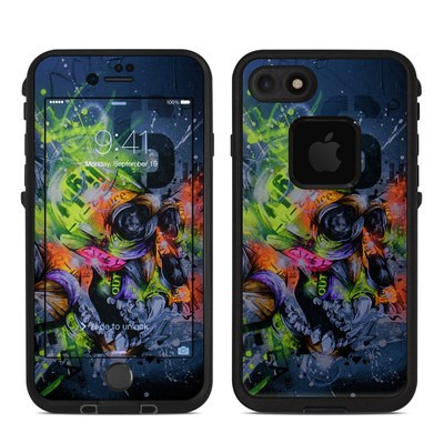 Lifeproof iPhone 7-8 Fre Case Skin - Speak