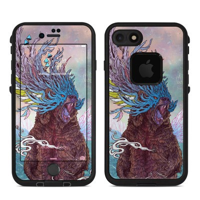 Lifeproof iPhone 7 Fre Case Skin - Spirit Bear