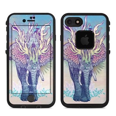 Lifeproof iPhone 7 Fre Case Skin - Spirit Elephant