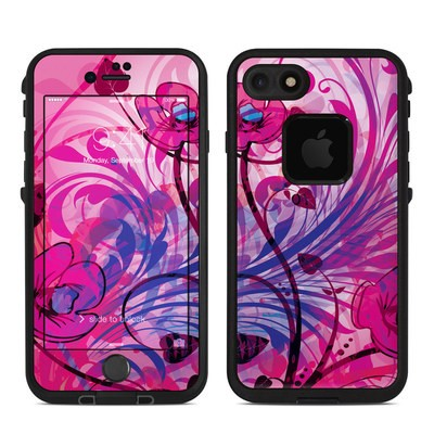 Lifeproof iPhone 7 Fre Case Skin - Spring Breeze