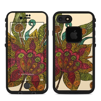 Lifeproof iPhone 7 Fre Case Skin - Spring Flower