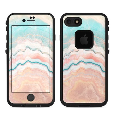 Lifeproof iPhone 7-8 Fre Case Skin - Spring Oyster