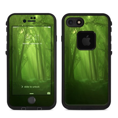 Lifeproof iPhone 7 Fre Case Skin - Spring Wood