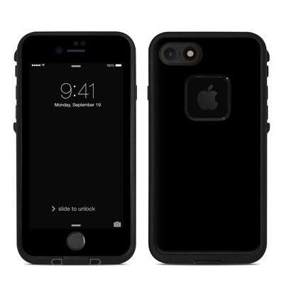 Lifeproof iPhone 7 Fre Case Skin - Solid State Black