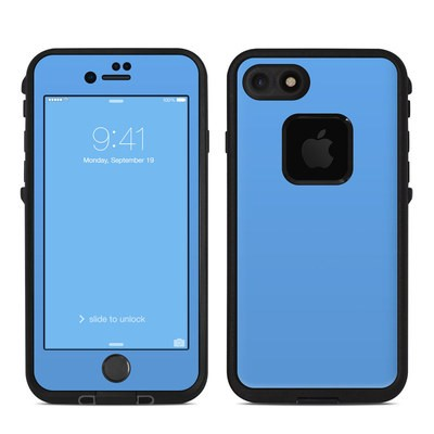 Lifeproof iPhone 7 Fre Case Skin - Solid State Blue
