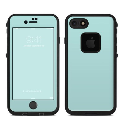 Lifeproof iPhone 7 Fre Case Skin - Solid State Mint