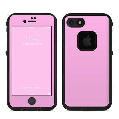 Lifeproof iPhone 7 Fre Case Skin - Solid State Pink