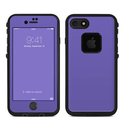 Lifeproof iPhone 7-8 Fre Case Skin - Solid State Purple