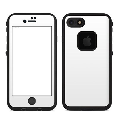Lifeproof iPhone 7 Fre Case Skin - Solid State White