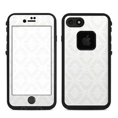 Lifeproof iPhone 7 Fre Case Skin - Stamped Diamond