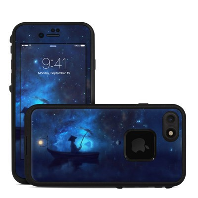 Lifeproof iPhone 7 Fre Case Skin - Starlord