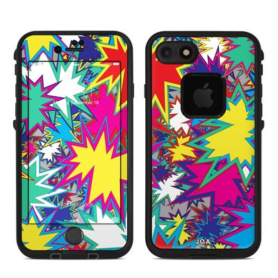 Lifeproof iPhone 7 Fre Case Skin - Starzz
