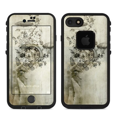 Lifeproof iPhone 7 Fre Case Skin - Steamtime