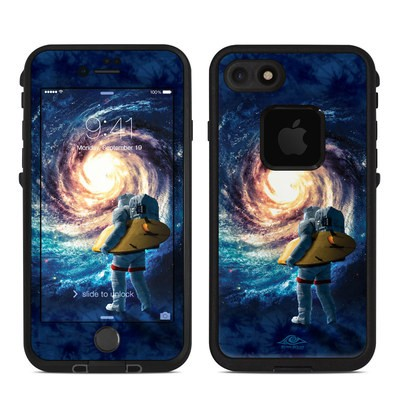 Lifeproof iPhone 7 Fre Case Skin - Stellar Surfer