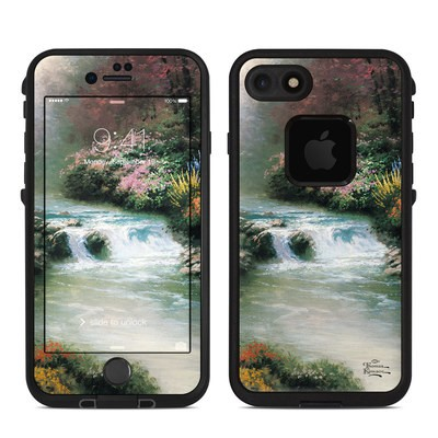 Lifeproof iPhone 7 Fre Case Skin - Beside Still Waters
