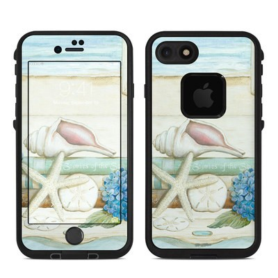 Lifeproof iPhone 7 Fre Case Skin - Stories of the Sea
